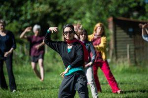 Cours de Tai chi et cours de Qi gong à Nantes